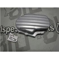 2006 TRIUMPH BONNEVILLE AMERICA OEM CHAIN ENGINE COVER PLATE SILVER