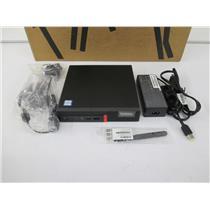 Lenovo 10RRS1G80D ThinkCentre M920q - tiny - Core i5-8500T 8GB 512GB M.2 W10P