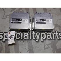 1992 - 1995 MERCEDES S600 ECU ECM V12 ENGINE COMPUTER CONTROL MODULES 0280001518