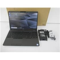 """Dell M04Y1 Mobile Precision 3541 Laptop Core i5-9400H 8GB 256GB PCIe 15.6"""" W10P"""