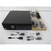 Dell WRC4J Precision 3431 - SFF Desktop - Xeon E-2224 16GB 256GB M.2 W10P