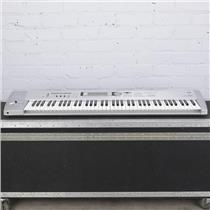 Korg Triton Le 76 Key Keyboard Workstation w/ A&S Road Case #41601