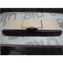 2008 - 2010 FORD F250 F350 LARIAT CREWCAB OEM ROOF MOUNT DVD PALYER SCREEN (TAN)