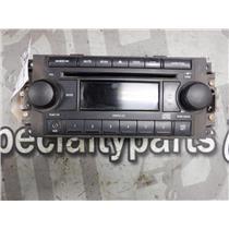 2007 - 2009 DODGE 2500 3500 OEM STEREO CD AM/FM AUX P05064173AK