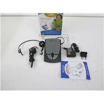 Plantronics 65145-01 Plantronics S12 Telephone Headset System - NEW, OPEN BOX