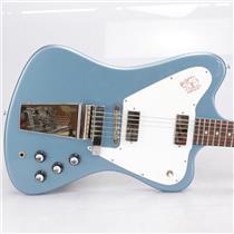 Gibson Custom Shop Non-Reverse Firebird Electric Guitar Pelham Blue #42374