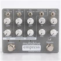 Empress Effects Multidrive Distortion Overdrive Guitar Pedal Stomp Box #42375