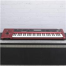 Korg Karma 61-Key Music Workstation Synthesizer w/ A&S Road Case #42424