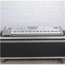 Korg Trinity Pro 76-Key Synthesizer Music Workstation w/ Road Case #42422