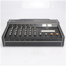 Yamaha EM-150 6-Channel Mixer Power Amp Spring Reverb #42552