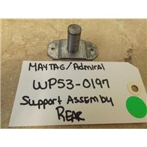 MAYTAG ADMIRAL DRYER WP53-0197 SUPPORT ASSEMBLY REAR (NEW)