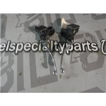 1984 HONDA GOLDWING 1200 GL1200 INTERSTATE OEM BRAKE AND CLUTCH LEVERS CHROME