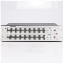 Klark-Teknik DN360 2-Channel 30-Band Graphic Equalizer #42648