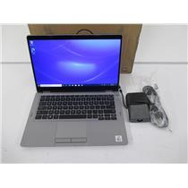 "Dell N763T Latitude 5310 2-in-1 13.3"" i5-10210U 8GB 256GB NVMe W10P OPEN/UNUSED!"