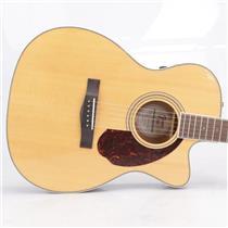 Fender Paramount Series PM-3 Acoustic Electric Guitar w/ Original Case #42533