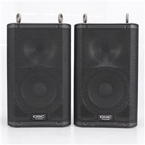 QSC K8 2-Way Powered PA Speakers Monitors #42652