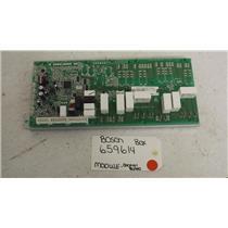 BOSCH STOVE 659614 CONTROL BOARD MODULE (NEW)