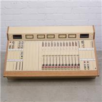 Vintage Arrakis 10,000 Series MF-18A Broadcast Radio Audio 12 Ch. Console #42315