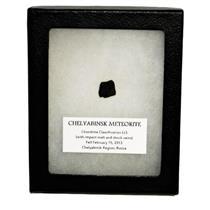 CHELYABINSK Meteorite Chondrite 2013 Russian Fall 1.9 gram w/COA SDB E173