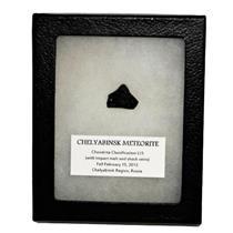 CHELYABINSK Meteorite Chondrite 2013 Russian Fall 4.5 gram w/COA SDB E172