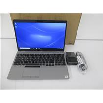 """DELL 52TPV LATITUDE 5510 15.6"""" LAPTOP I5-10310U 8GB 500GB HDD W10P w/WARRANTY"""