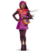 Honey Lemon Big hero 6 Girls Costume Large 10-12