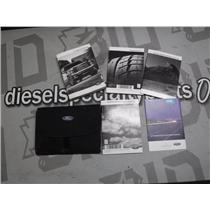 2011 - 2014 FORD F150 XLT LARIAT 5.0 ENGINE OEM OWNERS MANUAL W/ CASE