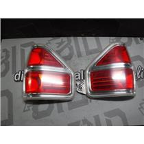 2011 - 2014 FORD F150 XLT LARIAT OEM TAIL LIGHTS SIGNAL (PAIR) LEFT RIGHT