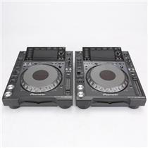 Pioneer CDJ-2000 Nexus Professional Multi-Player Turntables (Pair) #42686