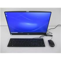 """Dell NX8HR OptiPlex 7470 23.8"""" AIO i5-9500 8GB 1TB W/2023 WARRANTY *READ DETAILS"""