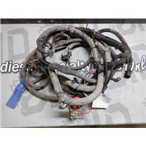 2005 - 2006 GMC 2500 LBZ 6.6 EXTENDED CAB LONG BOX 4X4 AUTO FRAME WIRING HARNESS