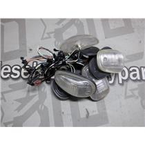 2010 - 2012 DODGE RAM 3500 2500 OEM ROOF CAB RUNNING LIGHTS CLEAR LENS