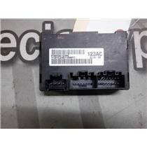 2010 - 2012 DODGE RAM SLT 3500 6.7 CUMMINS DIESEL 68RFE TRANSFER CASE MODULE
