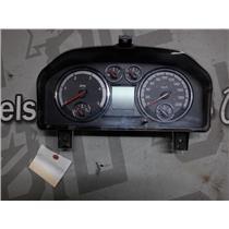 2010 - 2012 DODGE RAM SLT 6.7 CUMMINS DIESEL GAUGE CLUSTER INSTRUMENT 4X4 AUTO