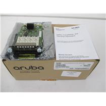 HPE JL083A Aruba 3810M 4SFP+ Module