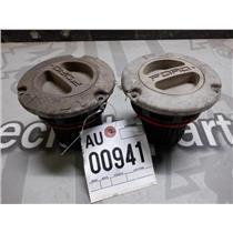 2008 - 2010 FORD F350 F250 6.4 DIESEL OEM 4X4 HUBS 4WD LOCKING AXLE SUSPENSION