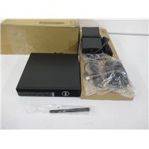 Dell HV4J1 OptiPlex 5080 MFF i7-10700T 16GB 256GB W10P OPEN/UNUSED 2024 WARRANTY