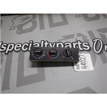2006 - 2007 GMC G3500 EXPRESS HEATER A/C CONTROL MODULE OEM