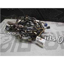 2008 - 2009 FORD F350 XLT CREWCAB DOOR WIRING HARNESS ( ALL 4 ) OEM