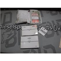 2007 GMC G3500 EXPRESS DURAMAX DIESEL OWNERS MANUAL ( OEM )