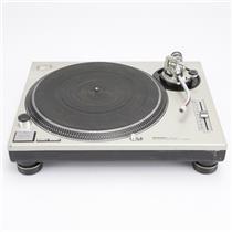 Technics SL-1200MK2 Direct Drive Professional DJ Turntable w/ Road Case #43130