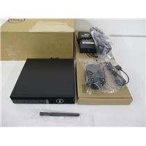 Dell R4P18 OptiPlex 5080 MFF i7-10700T 8GB 256GB NVMe W10P OPEN/UNUSED 2024 WARR