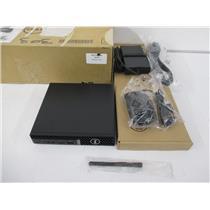 Dell WFKJX OptiPlex 7080 MFF i7-10700T 16GB 256GB W10P UNUSED W/2024 WARRANTY!