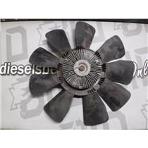 2001 - 2004 CHEVROLET 2500 LS 6.6 LB7 DURAMAX DIESEL CLUTCH FAN COOLING BLADE