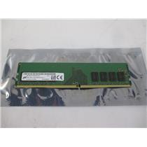 DELL V0M5R 8GB 1RX8 DDR4 UDIMM 2666MHz ECC MEMORY