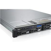 DELL PowerEdge R620 Server 2×Xeon 6-Core 2.1GHz + 96GB RAM + 4×600GB SAS RAID