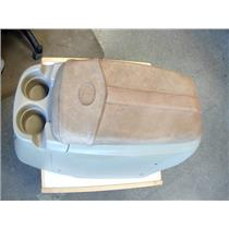 2003-2007 Ford F250 F350 King Ranch Center Console Leather Arm Rest, Cup Holders