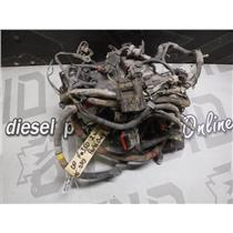 1999 - 2003 FORD 7.3 DIESEL ZF6 2WD ENGINE BAY WIRING HARNESS  - PARTS ONLY -