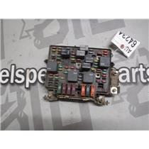 2001 - 2003 GMC CHEVROLET 6.6 LB7 DIESEL FUSE BOX 4X4 AUTO 15328827-03