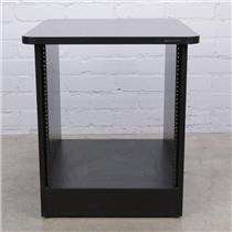 Middle Atlantic MVD-R12 12 Space 12U Studio Rack Gear Case Desk w/Casters #43374